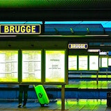 Bruges Train Station
