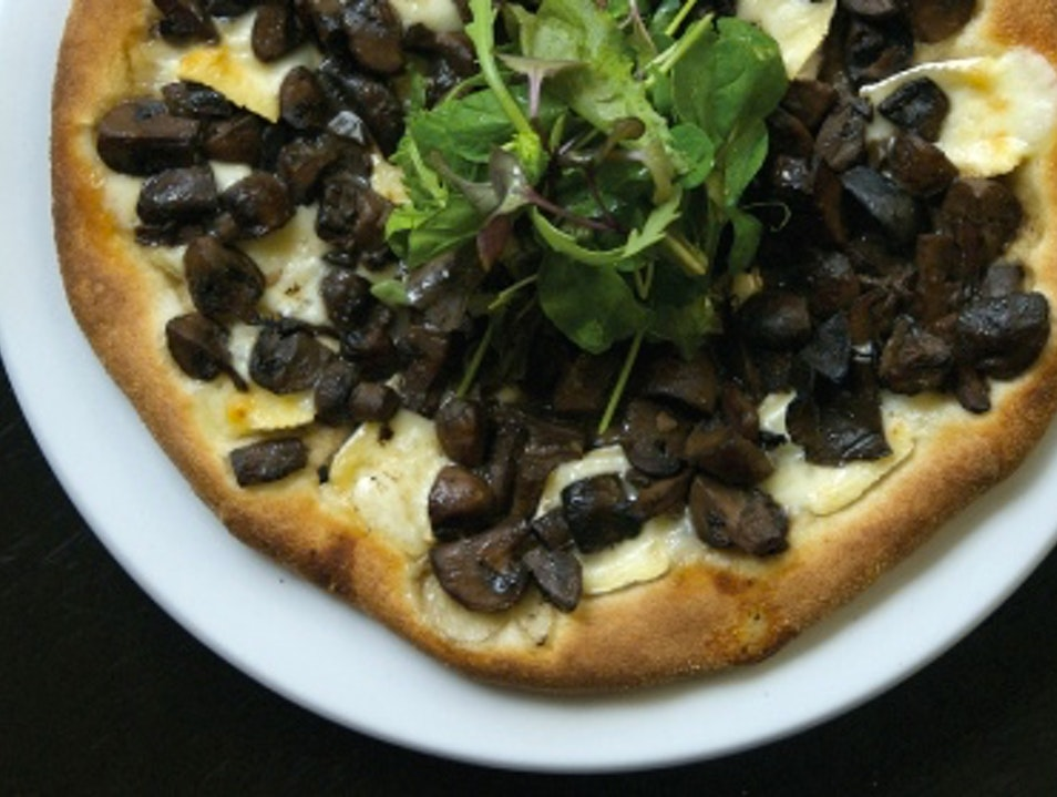 Wood-fired Oven Pizzas and a Locally Sourced Menu Halifax  Canada