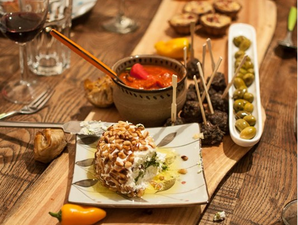EatWith—Dining with a Local  Tel Aviv  Israel