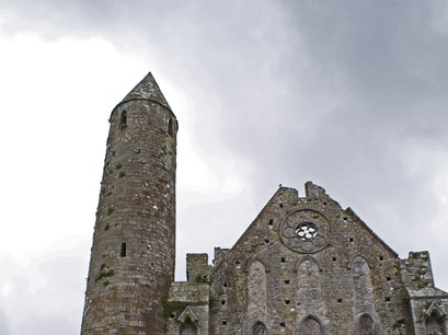 The Rock of Cashel South Tipperary  Ireland