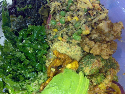 Khepra's Raw Food Juice Bar Washington, D.C. District of Columbia United States