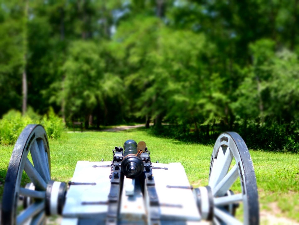 Moores Creek National Battlefield in Currie, NC Currie North Carolina United States