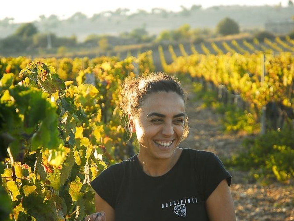 The Queen of Natural Wines: Sicily's Arianna Occhipinti San Pietro Clarenza  Italy