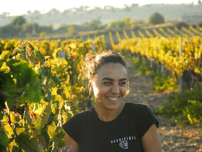 The Queen of Natural Wines: Sicily's Arianna Occhipinti