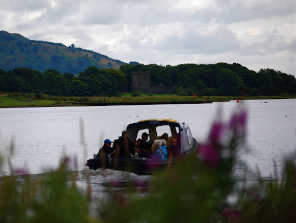 Mary, Queen of Scots' Island Prison