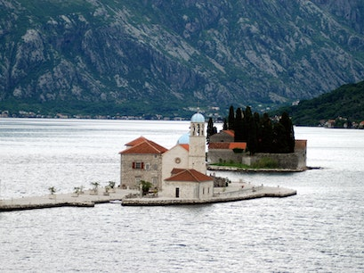 Our Lady Of The Rocks   Montenegro