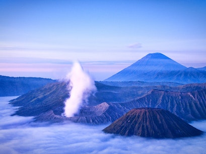 Mt Bromo Tosari  Indonesia