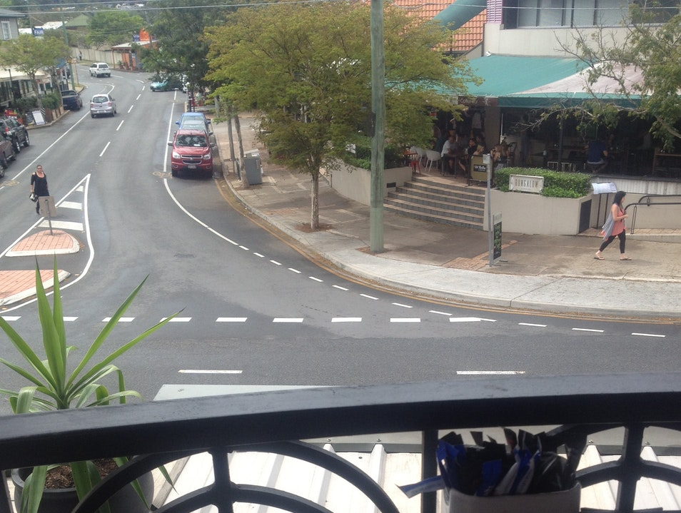 Coffee Perch in Rosalie Village, Brisbane Paddington  Australia