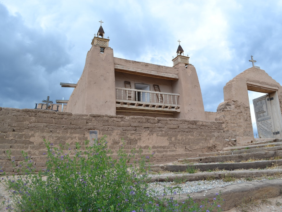 A Pilgrimage to New Mexico's Spanish Roots Chamisal New Mexico United States