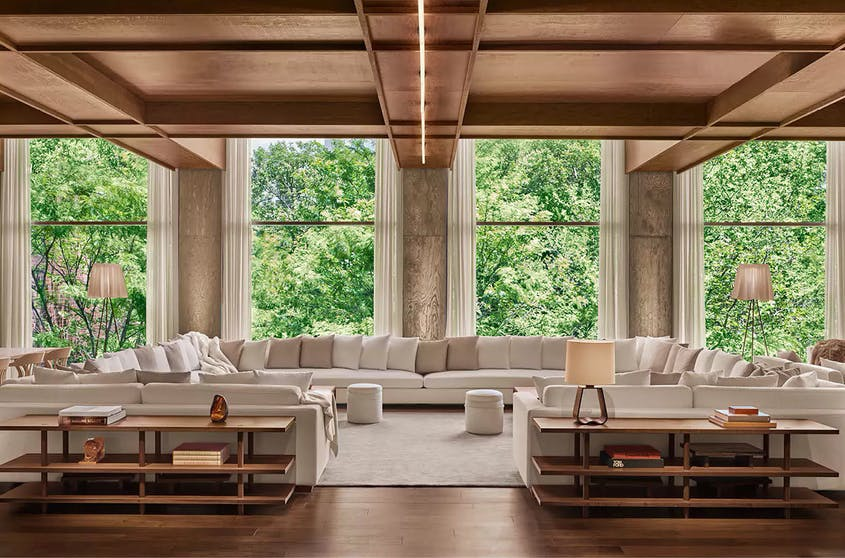 The Public comes courtesy of renowned hotelier Ian Schrager.