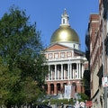 Massachusetts State House Boston Massachusetts United States