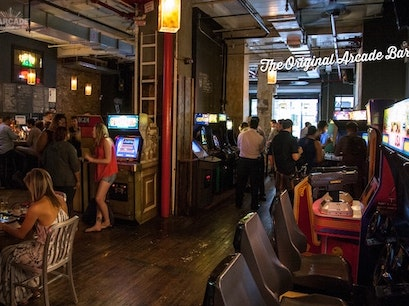 Barcade New York New York United States
