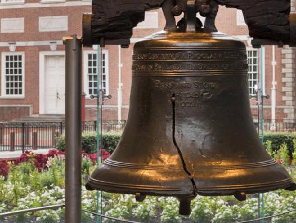 Liberty Bell Philadelphia Pennsylvania United States