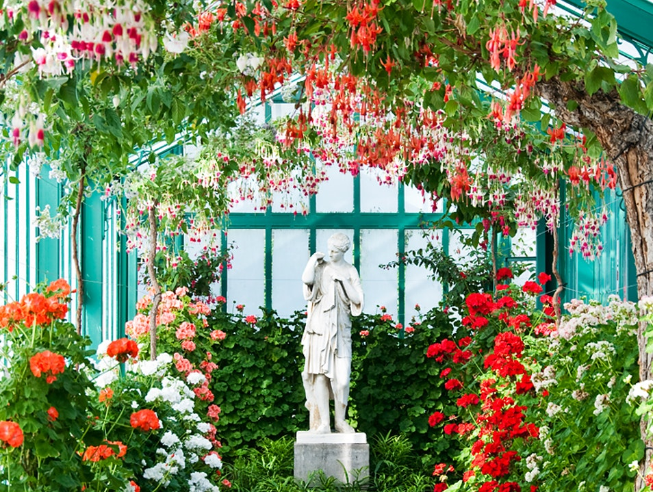 Visit the World's Largest Royal Greenhouse
