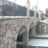 Community Bridge Mural