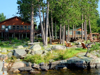 Big Lake Wilderness Lodge  Minnesota United States