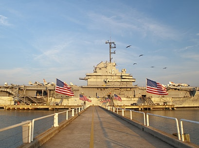 Patriots Point Naval & Maritime Museum Mount Pleasant South Carolina United States
