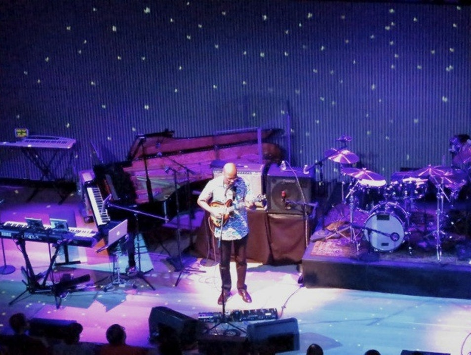 Authentic Sounds at the SFJAZZ Center
