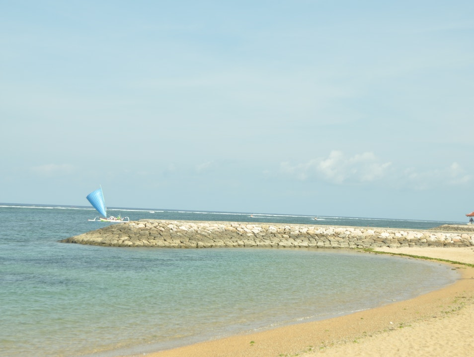 Every Day Is Sunday in Sanur Denpasar  Indonesia