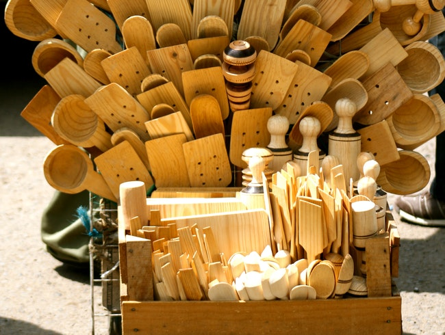 Shop for Kitchen Gadgets at Mercado de Merced