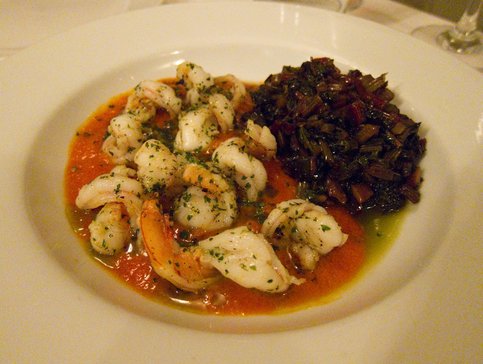 Head to Noe Valley for Sardinian Food at La Ciccia San Francisco California United States