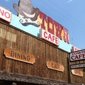 Town Cafe Gardiner Montana United States