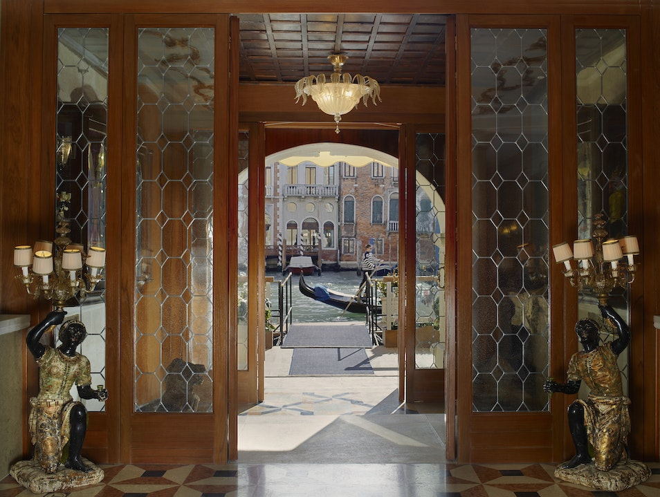 The Gritti Palace Venice  Italy