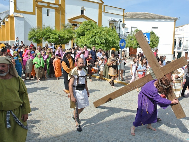 Be Astounded by Holy Week in Sevilla
