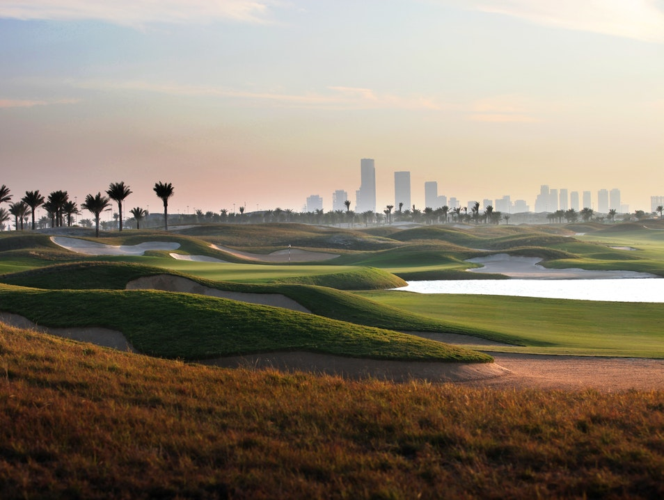 Tee Time Abu Dhabi  United Arab Emirates