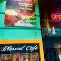 Blessed Cafe San Juan  Puerto Rico