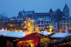 Christmas Cheer in Switzerland