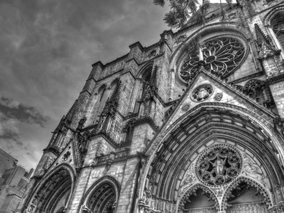 The Cathedral Church of St. John the Divine New York New York United States