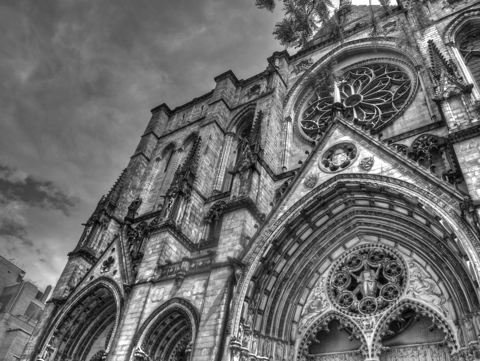 Cathedral of Saint John the Divine in NYC