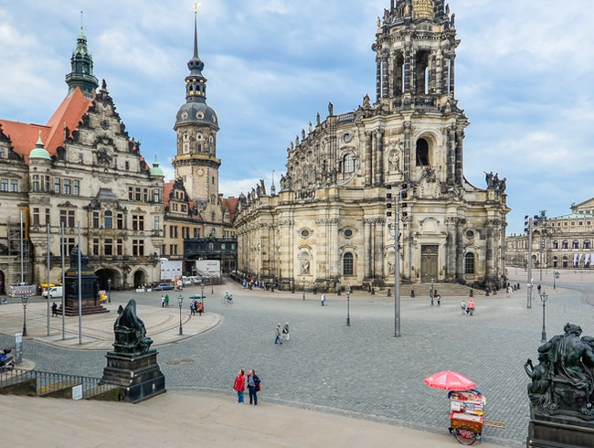 Dresden's Historic Center