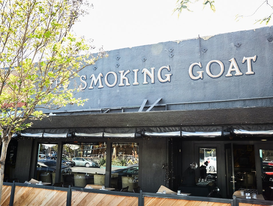 The Smoking Goat San Diego California United States