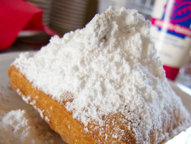 Beignets in Boulder: Lucile's Creole Cafe