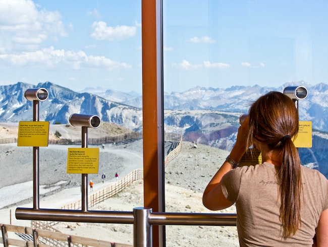 Visit the Top of the Sierra Interpretive Center
