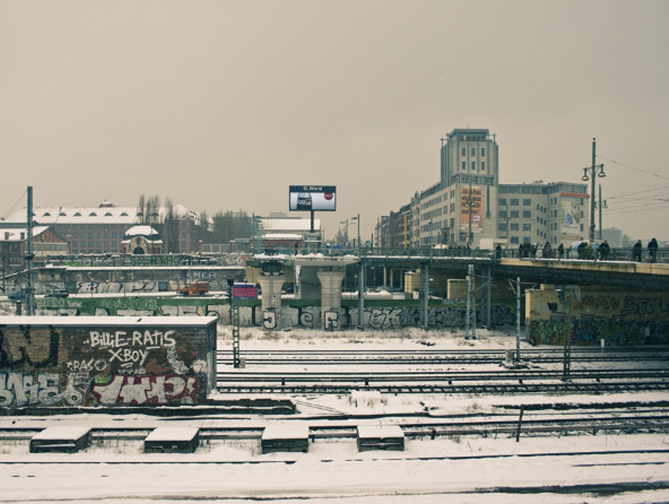 Berlin City Photography Project