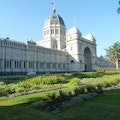 Royal Exhibition Building Carlton  Australia