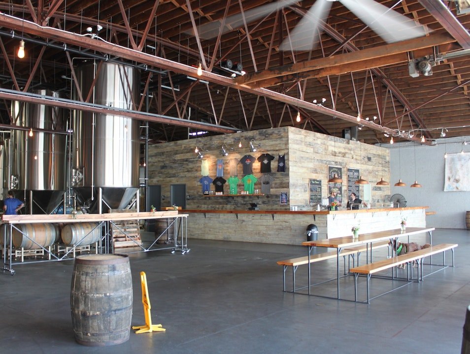 Crave Curiosity at Creature Comforts Brewery