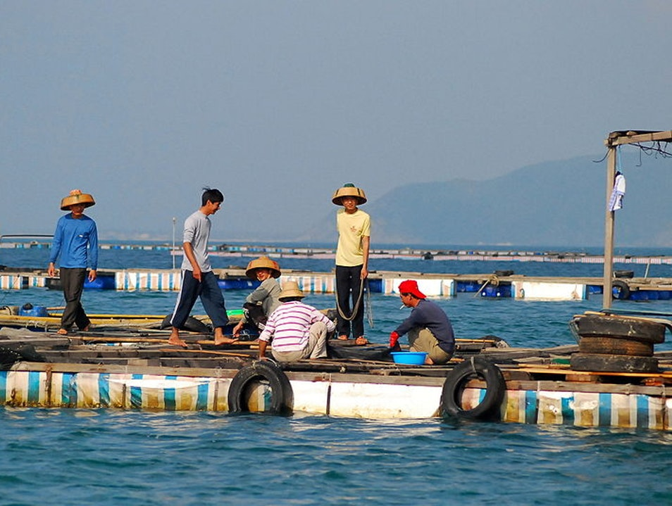 Xincun Fishing Village Tour Lingshui  China