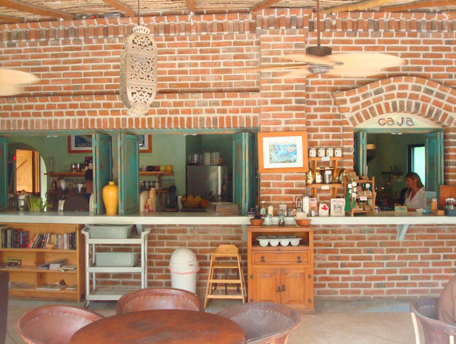 "Perfect café in the ""Other Side"" of Todos Santos"