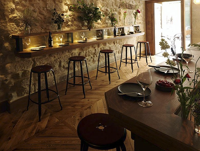 Wine and Small Plates in Saint-Germain-des-Prés