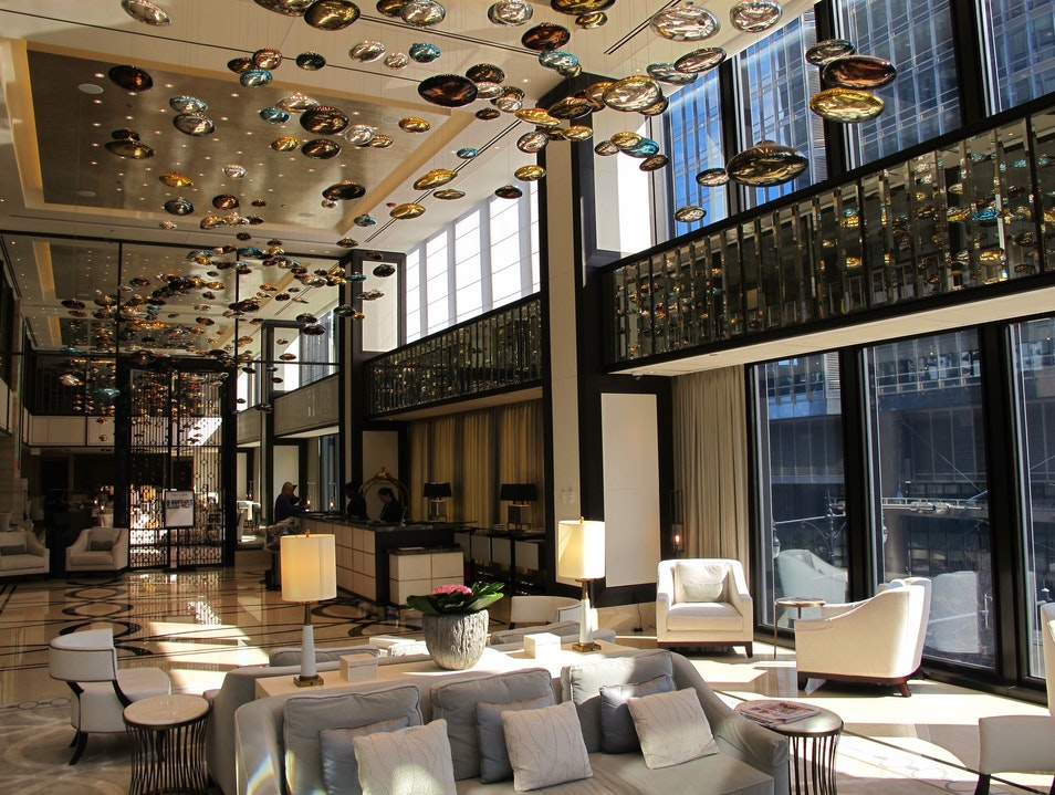 THE LANGHAM CHICAGO: STAY IN PRETTY ELEGANCE Chicago Illinois United States