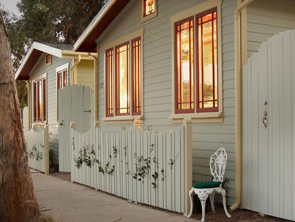 Venice Beach Eco Cottages Los Angeles California United States