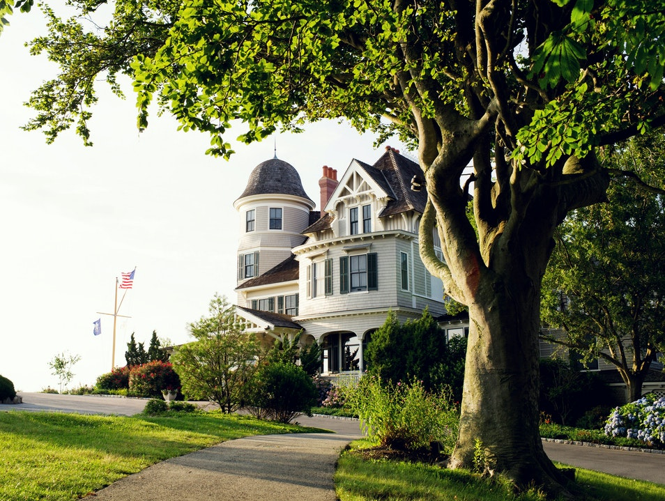 Castle Hill Inn Newport Rhode Island United States