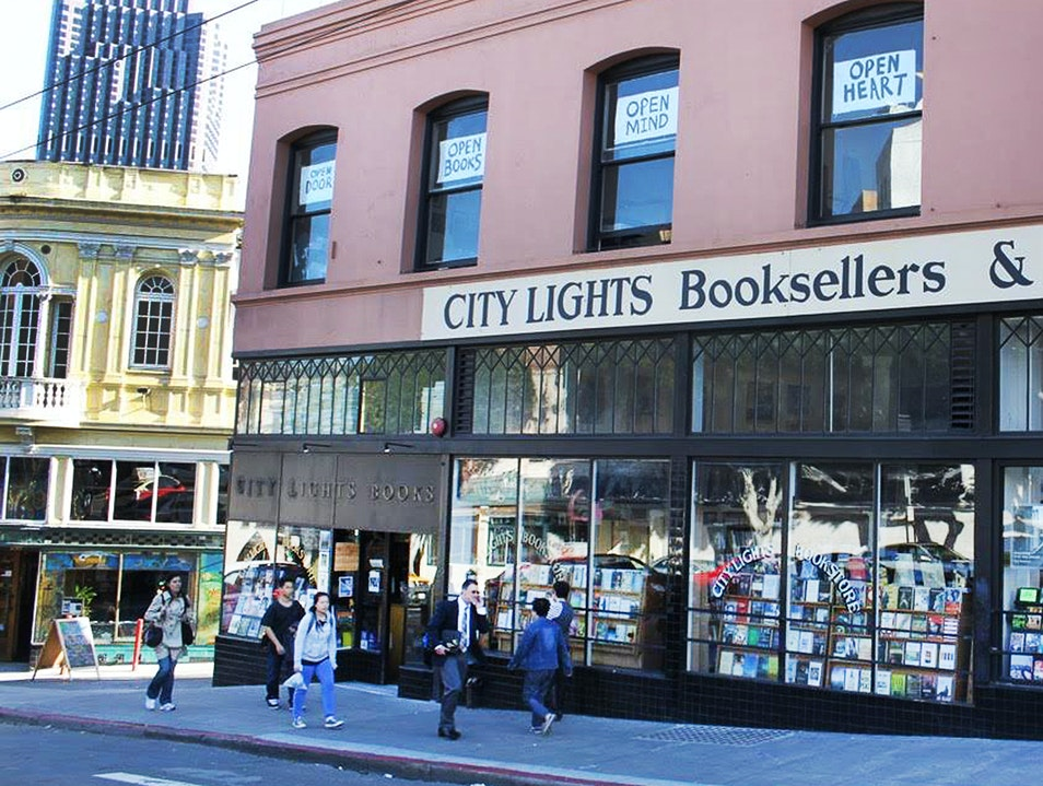 City Lights Bookstore