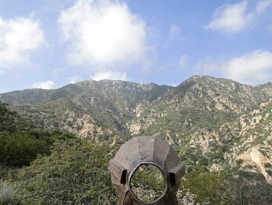History & A Hike at Echo Mountain Altadena California United States