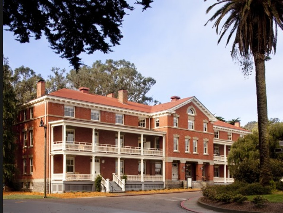 Boutique barracks San Francisco California United States