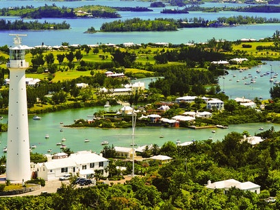 Gibb's Hill Lighthouse Cross Bay  Bermuda